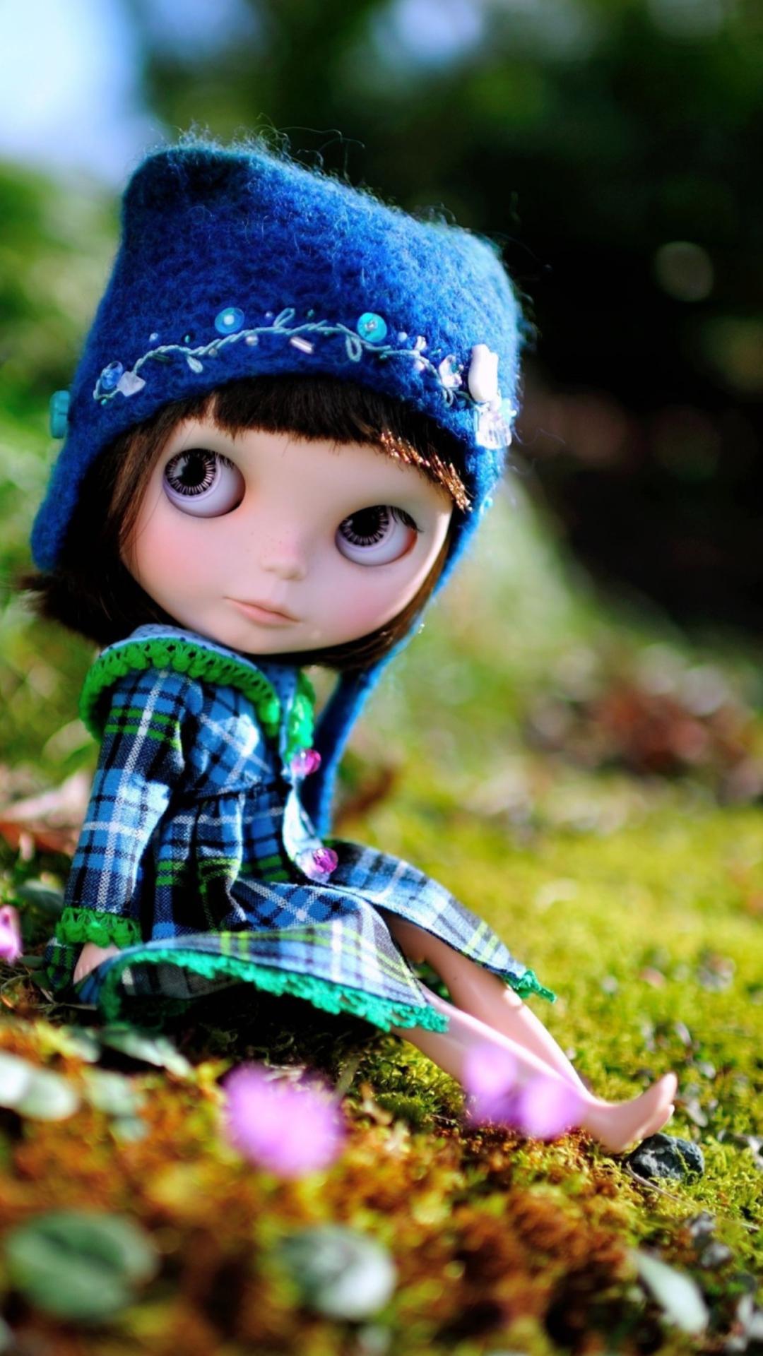 красивые картинки на телефон куклы