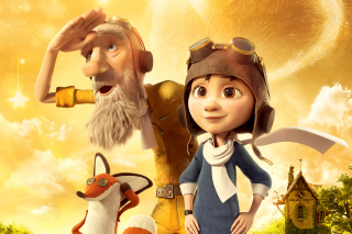 The Little Prince 2015 sfondi gratuiti per cellulari Android, iPhone, iPad e desktop
