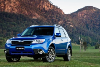 Free Subaru Forester Picture for Android, iPhone and iPad