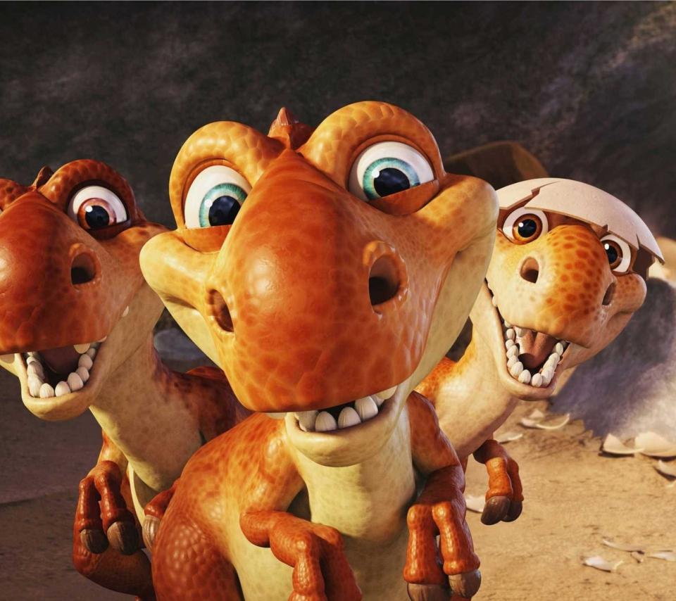 Ice Age Dinosaur para Sony Ericsson XPERIA PLAY