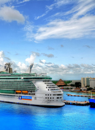 Royal Caribbean Cruise Wallpaper for HTC Titan