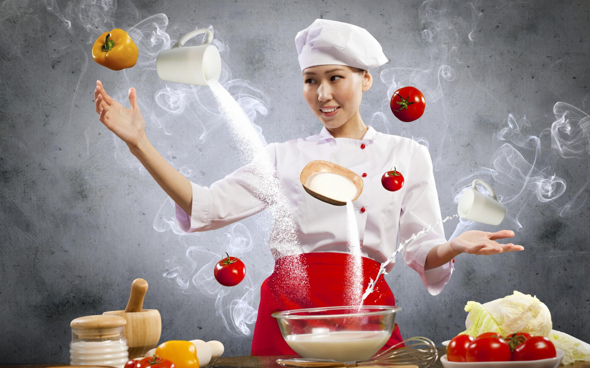 Картинки на тему кухни готовки