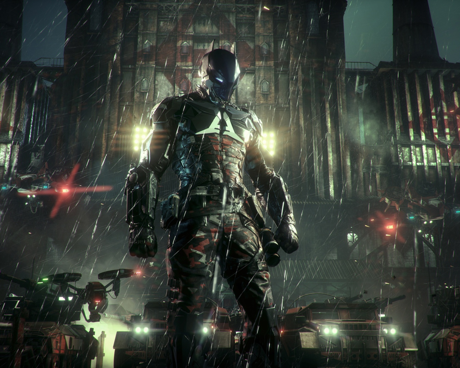 Screenshot №1 pro téma Batman Arkham Knight 2014 1600x1280