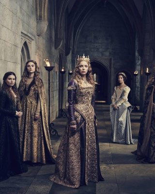 Kostenloses The White Princess Queen Tv Series Wallpaper für Nokia C2-03
