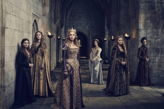 The White Princess Queen Tv Series Wallpaper for 480x400