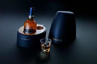 Chivas Regal Whisky Background for Android, iPhone and iPad