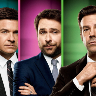 Horrible Bosses 2 With Jason Bateman - Obrázkek zdarma pro iPad mini 2