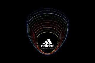 Adidas Tagline, Impossible is Nothing Background for 960x854