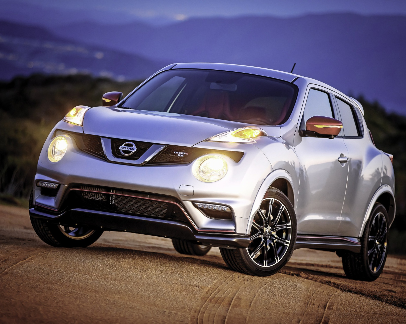 Nissan Juke Nismo RS screenshot #1 1600x1280