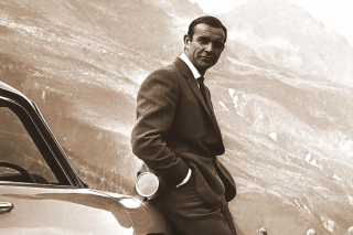 James Bond Agent 007 GoldFinger Wallpaper for Android, iPhone and iPad
