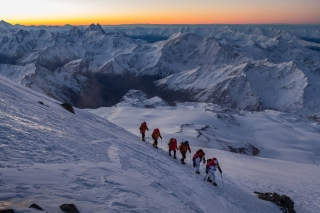 Mountaineering Picture for Android, iPhone and iPad