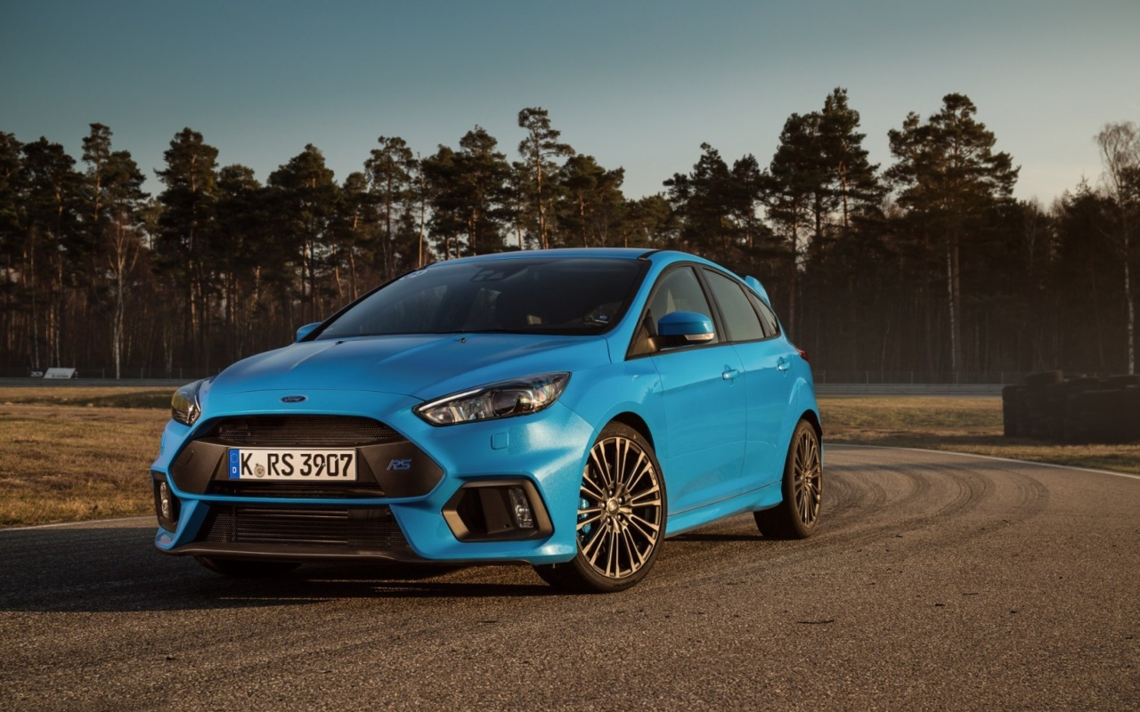 Screenshot №1 pro téma Ford Focus RS 1280x800