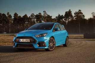 Ford Focus RS Wallpaper for Android, iPhone and iPad