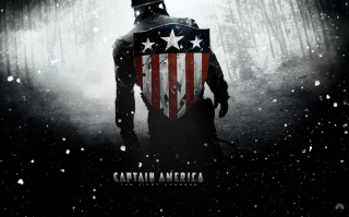 Free Captain America Picture for Android, iPhone and iPad