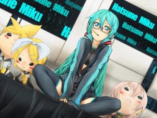 Vocaloid, Miku Hatsune para Nokia X2-01