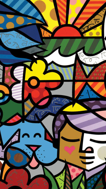 Romero Britto Design