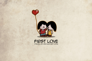 First Love sfondi gratuiti per cellulari Android, iPhone, iPad e desktop