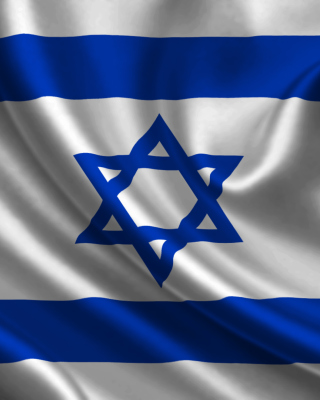 Free Israel Flag Picture for iPhone 6 Plus