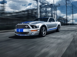 Ford Mustang Picture for Android, iPhone and iPad