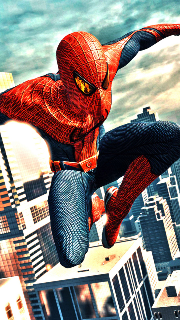 Amazing Spider Man for Nokia N8