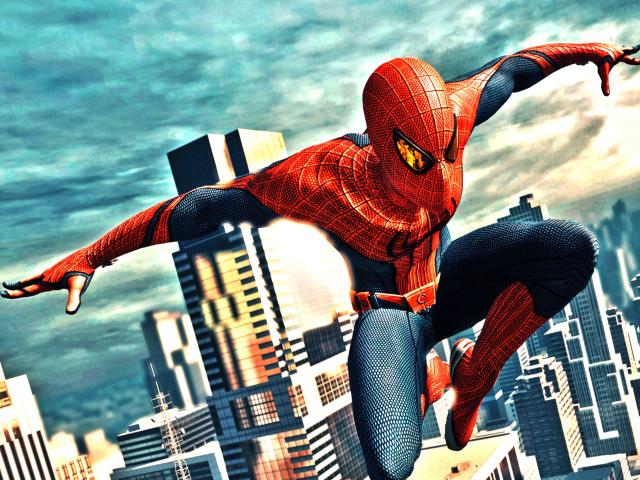 Amazing Spider Man for Sony Ericsson XPERIA X8
