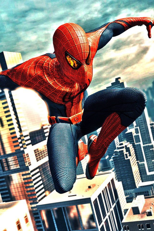 Screenshot №1 pro téma Amazing Spider Man 640x960
