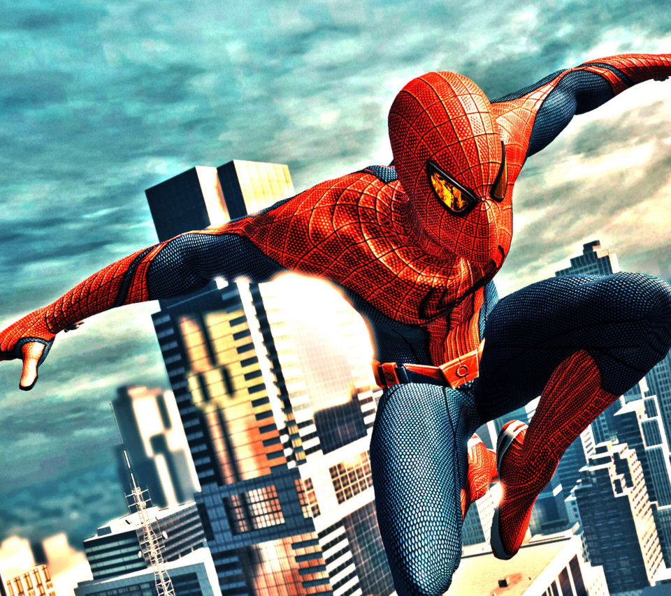 Amazing Spider Man para Sony Ericsson XPERIA Neo V