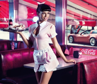 American Waitress Picture for 208x208
