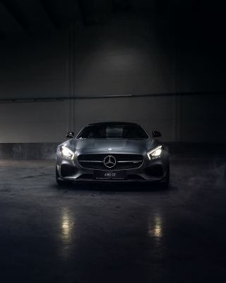 Mercedes AMG GT S Picture for HTC Titan