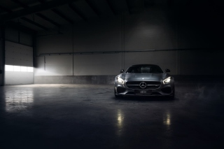 Mercedes AMG GT S Wallpaper for HTC EVO 4G