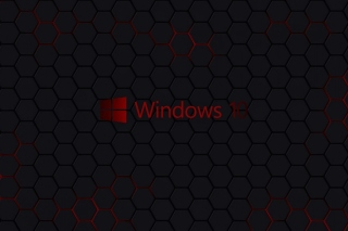 Windows 10 Dark Wallpaper Picture for Fullscreen Desktop 1600x1200