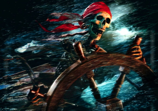 Pirates Of The Caribbean sfondi gratuiti per Samsung Galaxy Pop SHV-E220