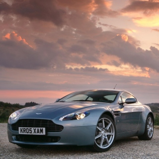 Aston Martin Vantage Picture for iPad