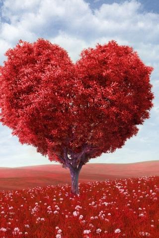 Heart Tree para Huawei G7300