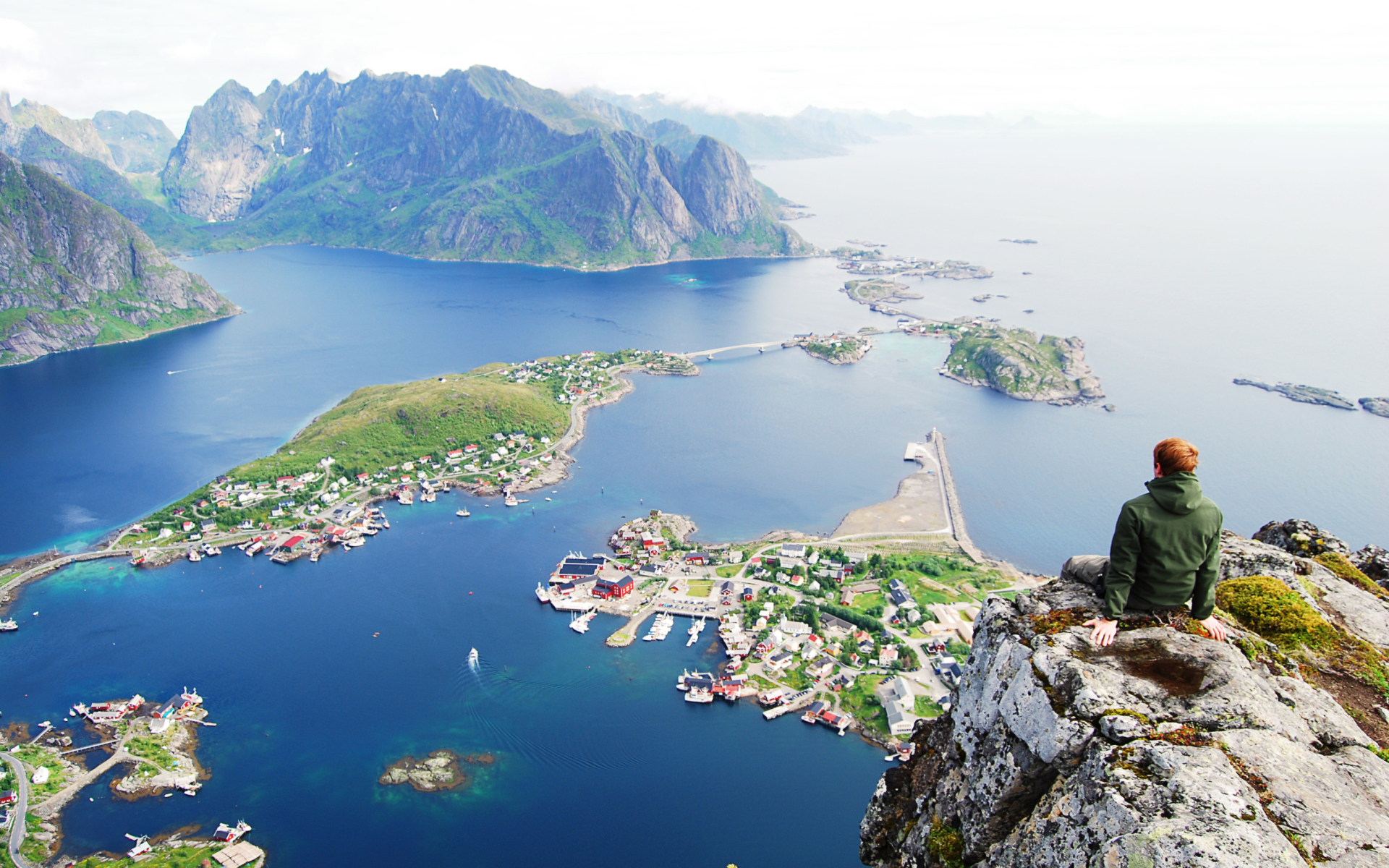 Norway Lofoten Islands Wallpaper For Widescreen Desktop Pc