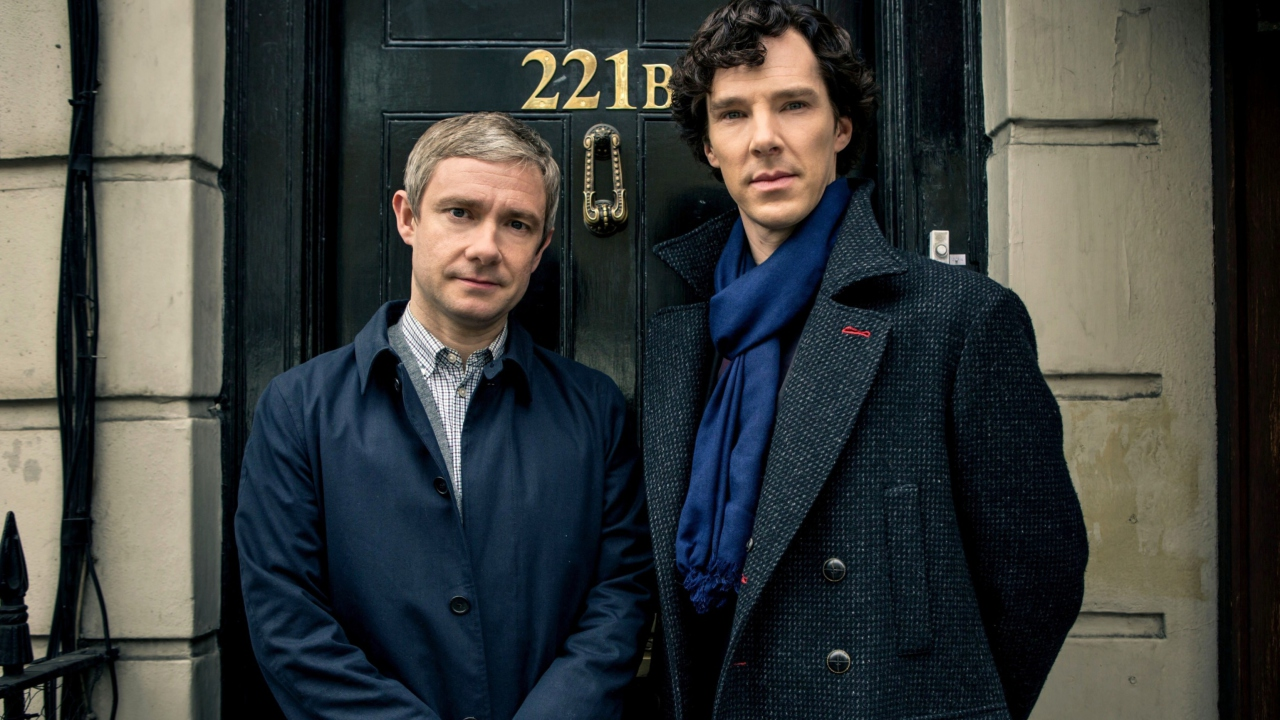 Sherlock Season 3 BBC One