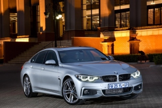 BMW 420d Gran Coupe F36 Wallpaper for 1400x1050