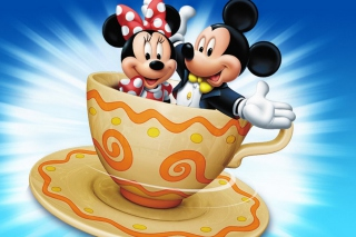 Mickey Mouse Wallpaper for Android, iPhone and iPad