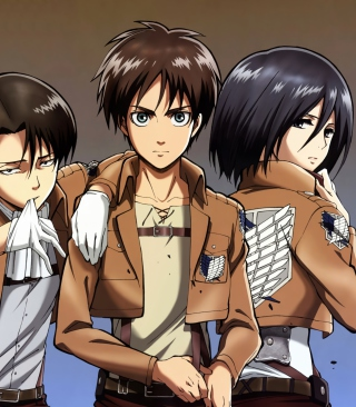 Kostenloses Shingeki no Kyojin - Attack of the Giants Wallpaper für Nokia X7