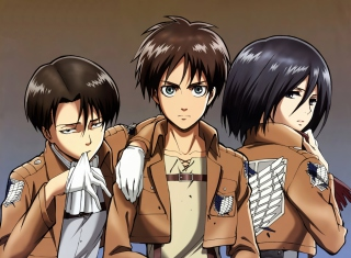 Shingeki no Kyojin - Attack of the Giants sfondi gratuiti per cellulari Android, iPhone, iPad e desktop