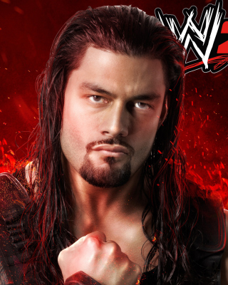 Free WWE 2K15 Roman Reigns Picture for iPhone 3G