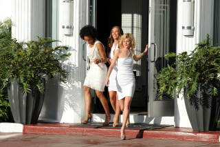Charlies Angels Wallpaper for Android, iPhone and iPad