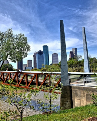 Houston Architecture sfondi gratuiti per Nokia Lumia 925