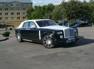 Free Rolls-Royce Picture for Android, iPhone and iPad