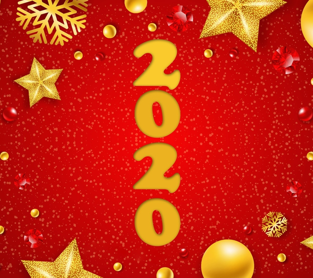 Sfondi Happy New Year 2020 Messages 1080x960