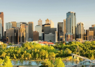 Calgary - Canada sfondi gratuiti per cellulari Android, iPhone, iPad e desktop