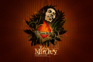 Free Bob Marley Picture for Android, iPhone and iPad