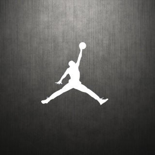 Michael Jordan Logo Wallpaper for iPad mini 2
