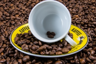 Coffee beans Picture for Desktop 1280x720 HDTV