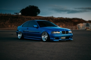 BMW M3 E46 Wallpaper for Android, iPhone and iPad